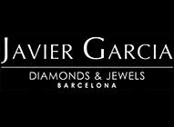 Javier García, especialista en joyas y diamantes